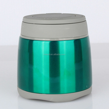Double wall thermal food jar 1.0L stainless steel Lunch box keep warm thermal container