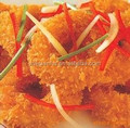 Frozen breaded squid in good quantity for sale