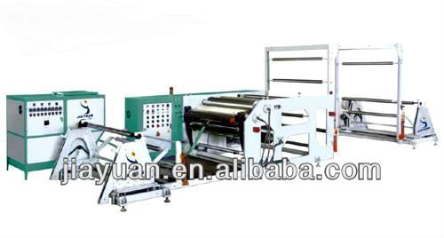 CE Approved JYT-H Hot Melt Gluing Machine, Duct Tape/Foam Tape//Masking Tape/Kraft Paper/Foil Paper/PE/PET/OPP Coating Equipment