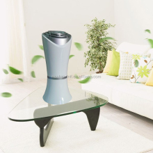 DC5V New ionizer room air purifier with ESP and carbon filter