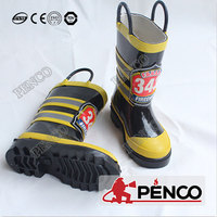 Fire Safety Shoes For Children / Kids Fire Factory in China