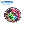 High Brightening Acrylic Sign Outdoor Programmable Scrolling LED Open Sign