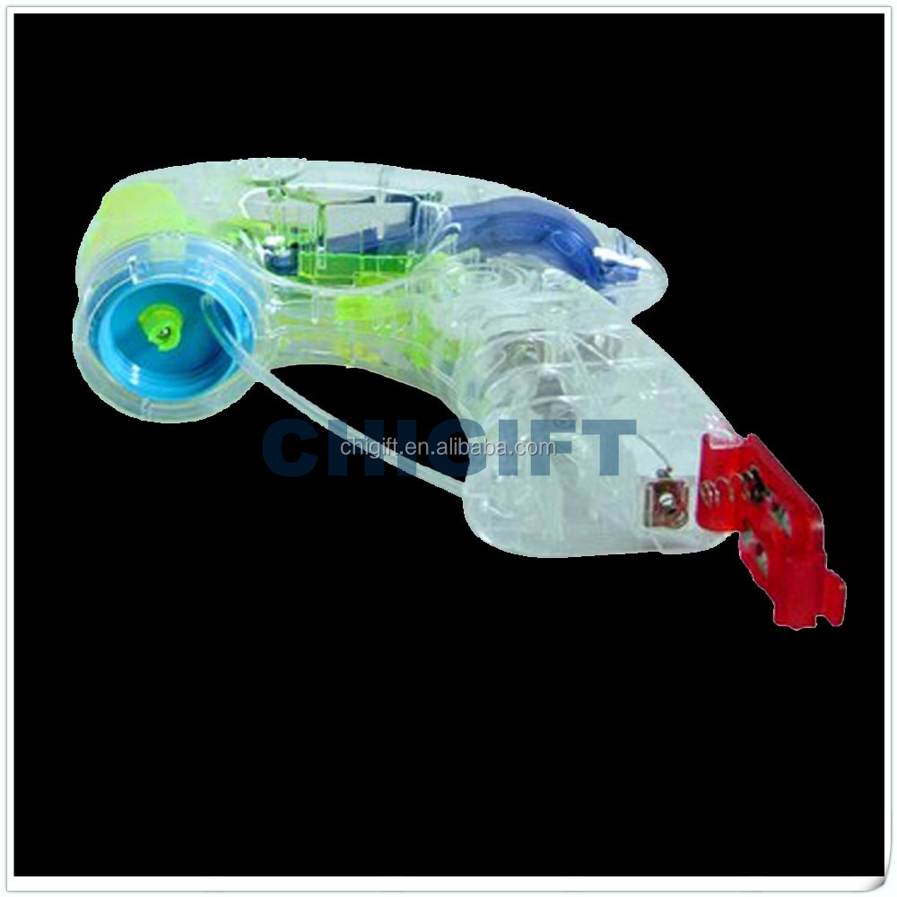 High Quality Kids Toys Glow Bubble Gun