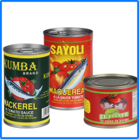 425g canned mackerel