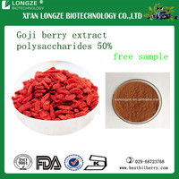 Freeze-dried Goji berry - barbary Wolfberry Extract powder with Polysaccharide 5-60% UV