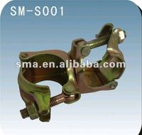 Q235 Pressed Double Scaffold Coupler