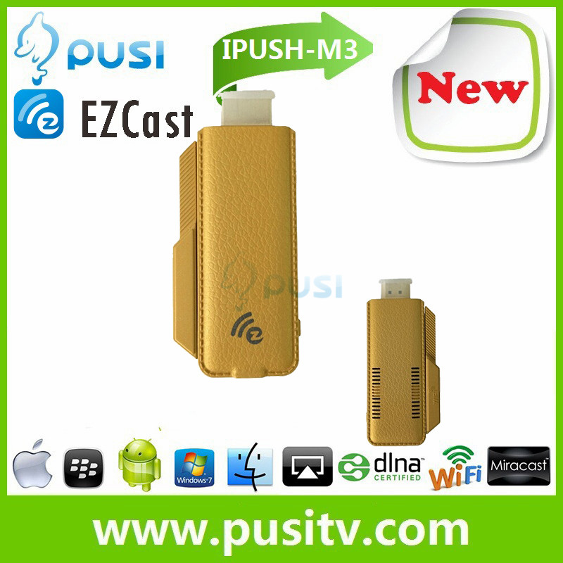 EZCast EZMirror WIFI display dongle hot selling ez cast tv