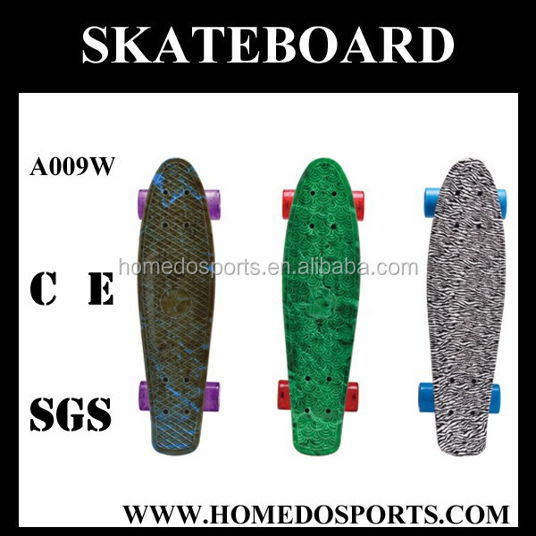 New pastel 22 skateboard cruiser