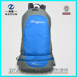 wholesale cheap waterproof backpack for climbing and sport from China