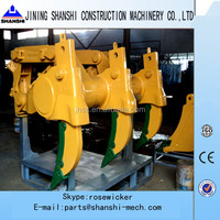 Hot sale! Shantui SD16 bulldozer three shank ripper assy for digging soil, soft stone, ripper for bulldozer