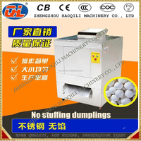 No Stuffing Small Tangyuan Ball Forming Machine