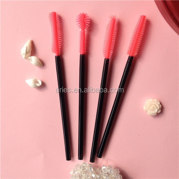 Wholesale Silicone Makeup Brushes Disposable Lip Gloss Applicator