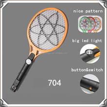 Hot sale rechargeable mosquito killer racket,fly killer racket,insect killer racket