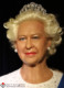 Realistic Wax Figure Of Celebrity Queen Elizabeth