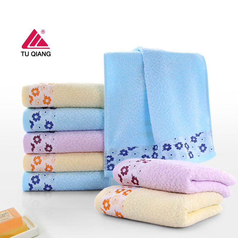 TuQiang Bamboo fiber towel Home creative couple soft washcloth bacteriostatic Super water absorption