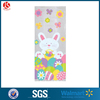The newest decor plastic cellophane bag for easter day