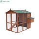 Wooden Pet Products Chicken Coop Pigeons Cage Duck House DFC008