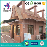 Top Quality Durable wpc lightweight exterior wall panel building materials