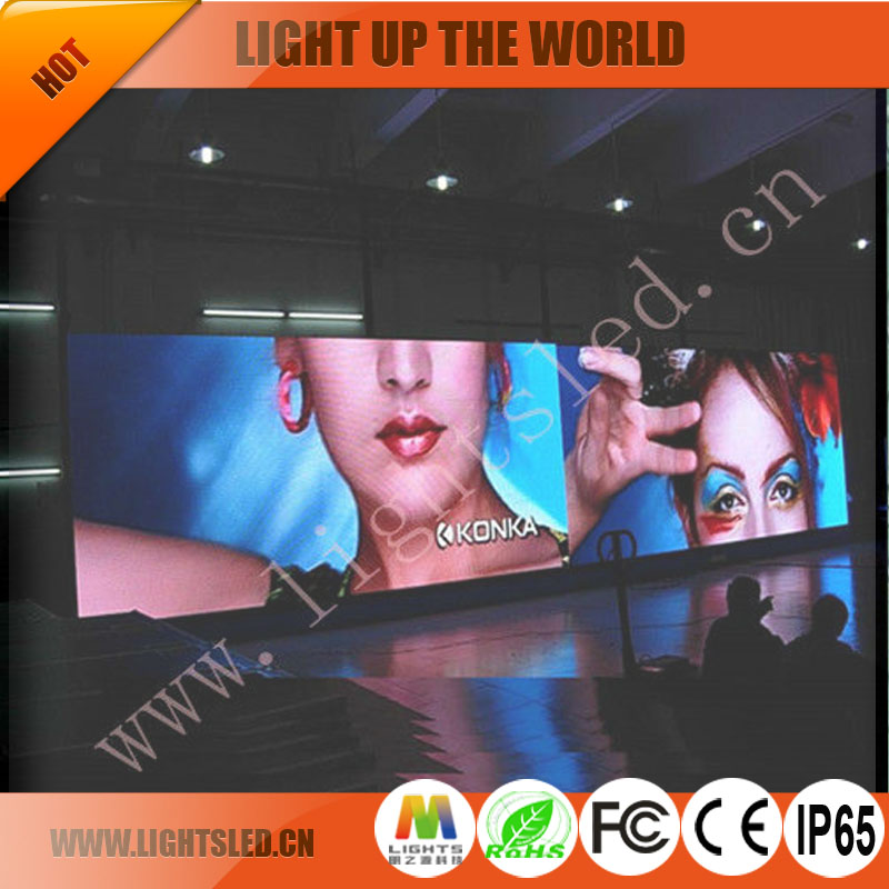 p2.5 indoor mini stage led board/display/sign ultra slim hd china Shenzhen factory