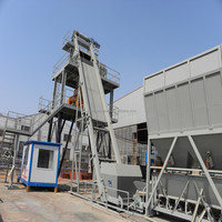 Best Selling ready mix HZS25 Concrete Batch Mixing Plant