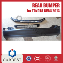 HIGH QUALITY REAR BUMPER FOR TOYOTA RAV4 2014