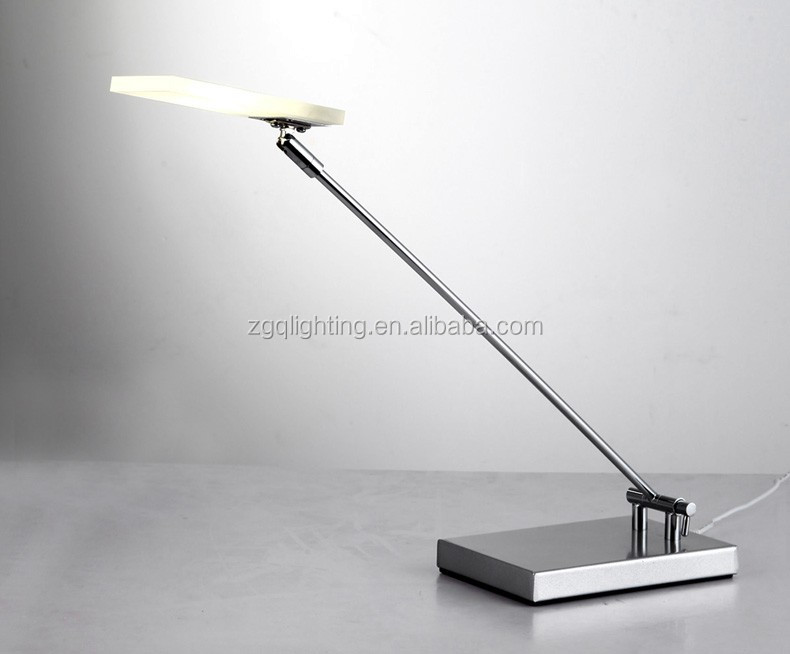 anti-glare diammable flexible Touch Control and press switch modern high lumen led table light