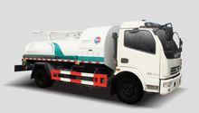 Vacuum Suction Sewage Truck 4x2 sewage pump truck sewage suction truck
