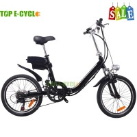 "20"" aluminium frame folding bike electric bike electric top electric foldable bike"