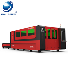 1000w-8000W fiber laser automatic cutter with GN Laser Cutting Software