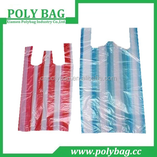 Hot sale Plastic Shopping Bag hdpe plastic grocery bags on roll ...