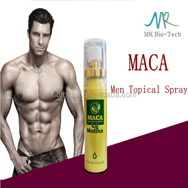 2016 hot sale penis enlargement sex delay spray / maca sex delay spray in lahore