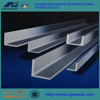 Q345 40*40*3 steel angle iron weight of Angle Iron Bar
