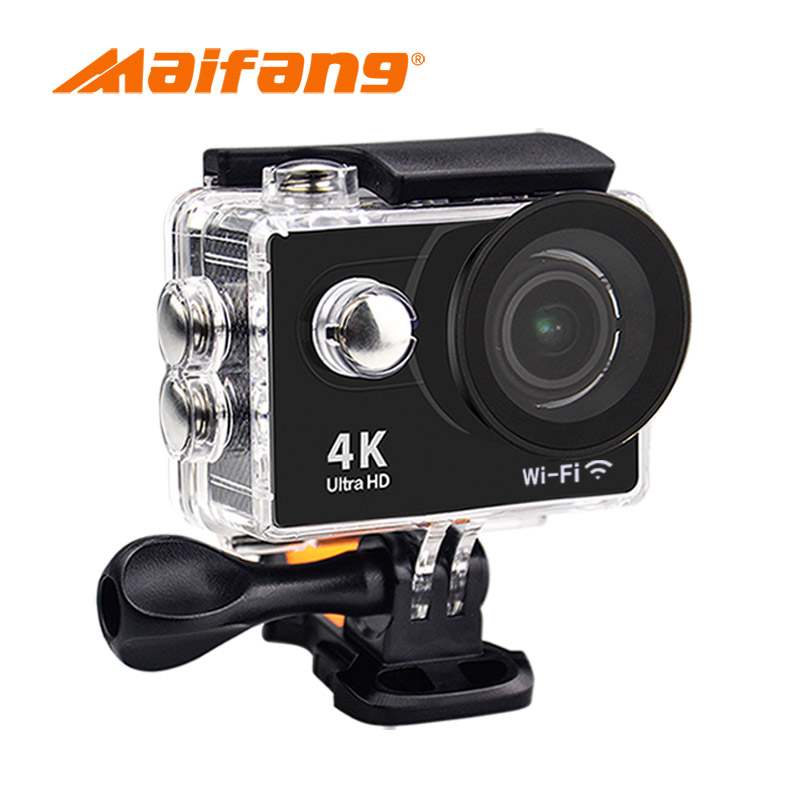 Video Camera Transmitter 3X Blue Photo Action Cam HD 1080P Helmet Sports Camera
