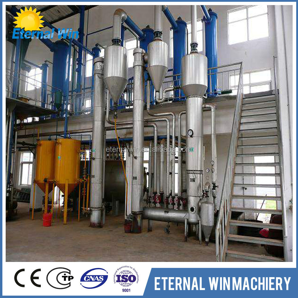 used engine oil recycling machine making pitch
