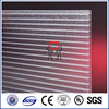 6/8mm transparent polycarbonate roofing sheets for greenhouse