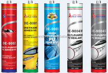 waterproof car glass pu sealant with good adhesive