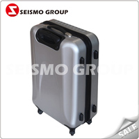 abs lightweigh luggage bag luggage trolley parts for airport