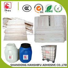 China Professional -SAHNDONG HANSHIFU solid wood water ased plate alignment adhesive