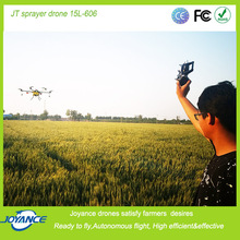 Easy operate uav drone crop sprayer agriculture flying sprayer autonomous aerial spraying drone