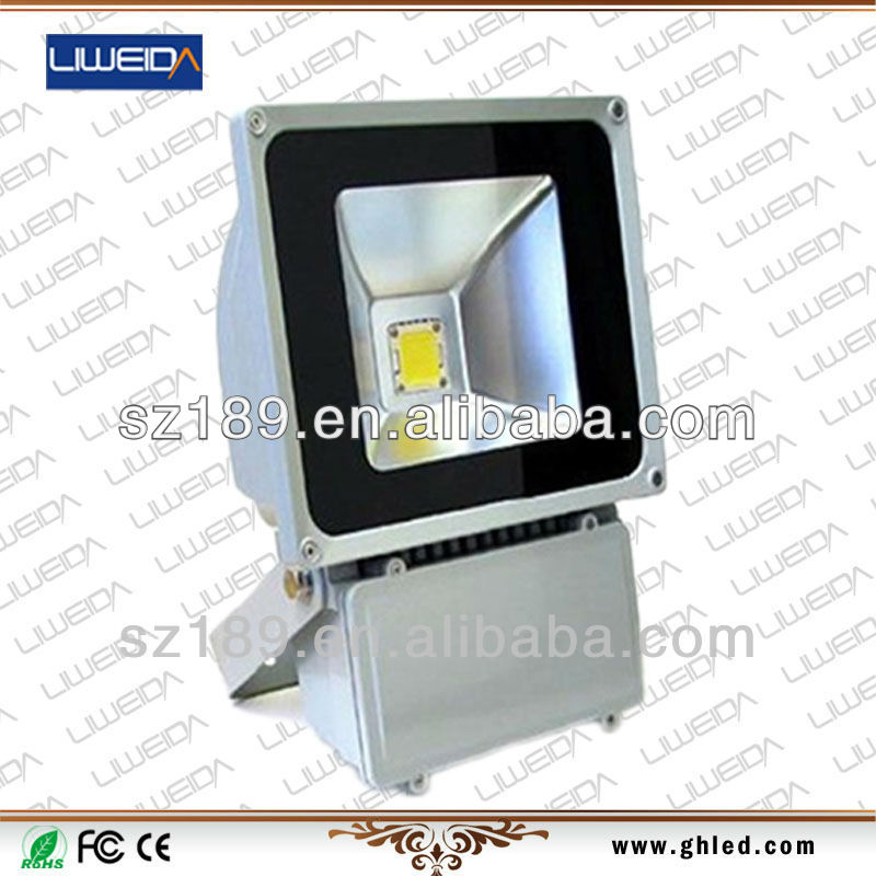 80W LED floodlight for Commecial lighting