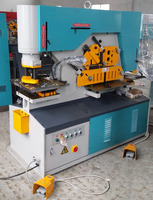 DIW-90 Ton hand punch lathe machine metal sheet cutting machine Q35Y-20