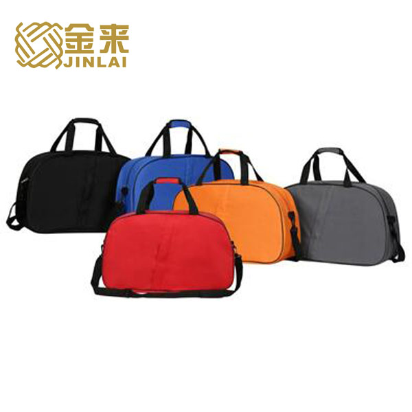 Fashion Wholesale Polyester Nylon Promotion Travel Sport Duffle Bag