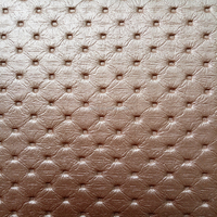 Cheap Embossed Classical Artificial PVC Upholstery Leather Wall