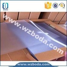 2015 hot sale PVC plastic covering sheets for books