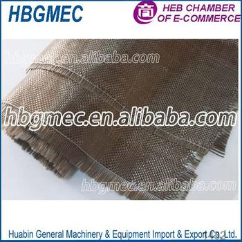 Smooth Surface Treatment Twill basalt fabric supplier in Australia