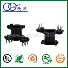 RM8 transformer bobbin of vertical phenolic with 12PIN