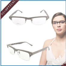 Eco- friendly custom made wood optical eyeglasses frame with OEM logo