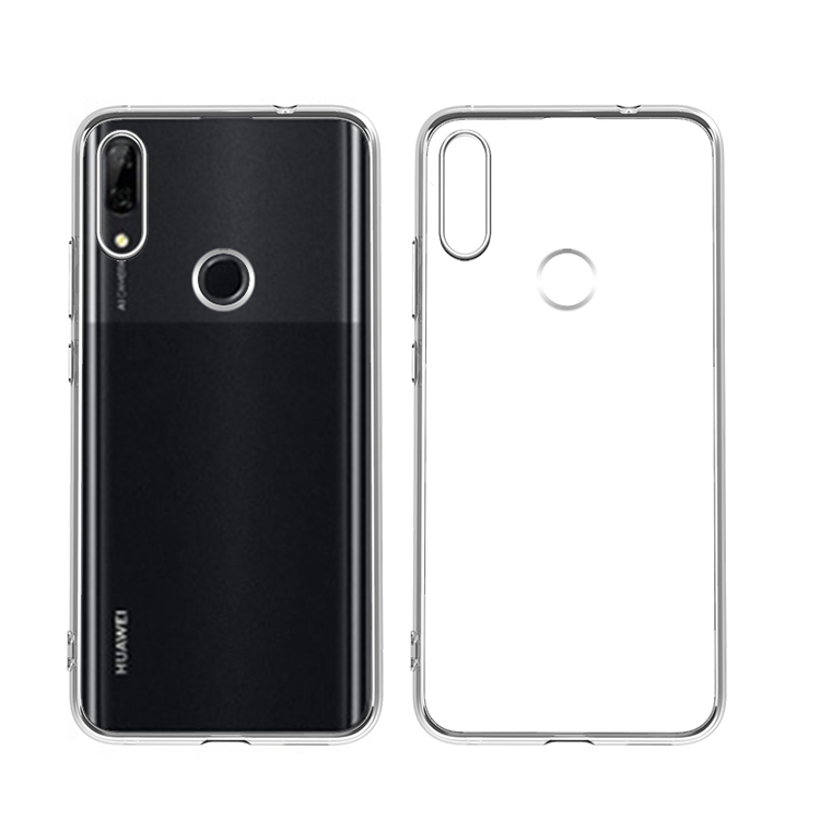 Mobile phone case Manufacturer customize clear Tpu cover phone case for Huawei Psmart <strong>Z</strong> 8X P30 pro