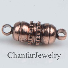 New arrival strong magentic clasp jewelry findings 6*17mm