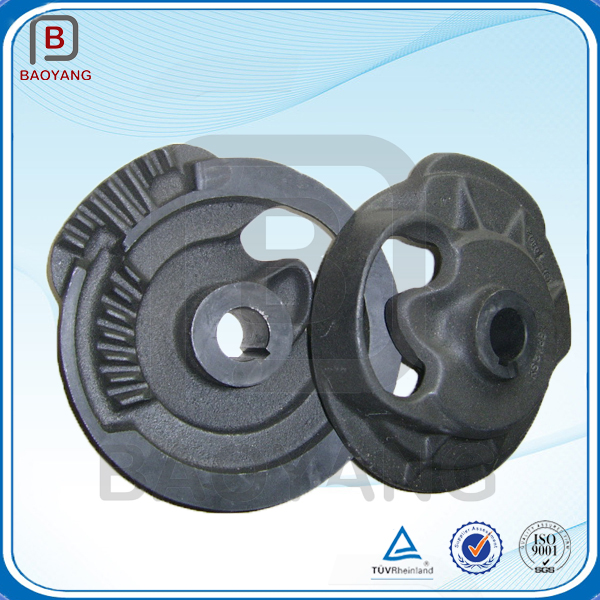 High quality manufacturing cast iron agricultural tractor parts